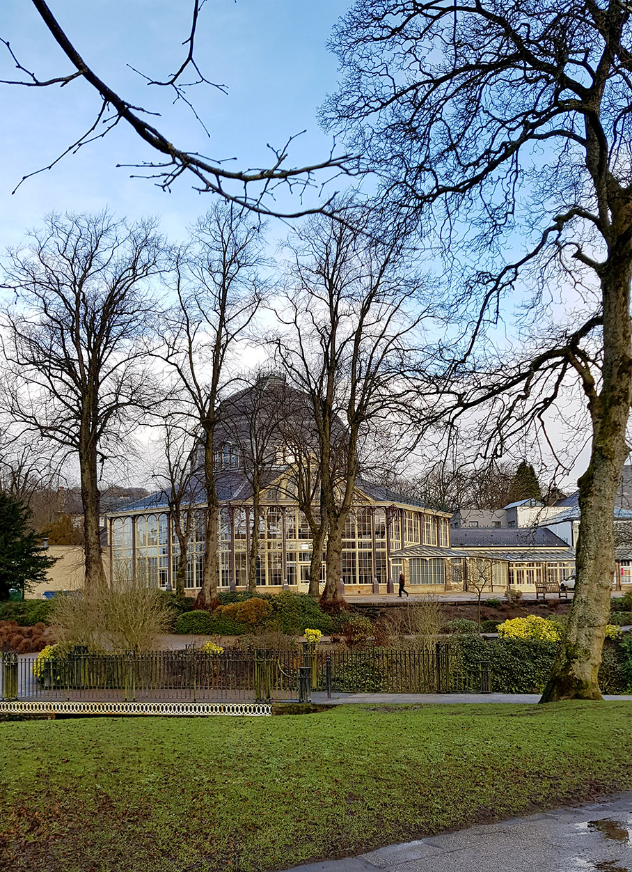 The Octagon - Pavilion Gardens - Bridge L4