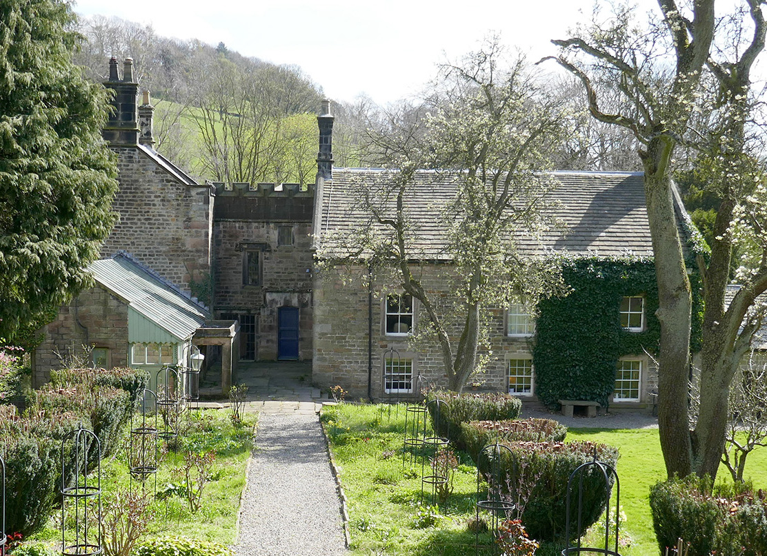 Hathersage Hall