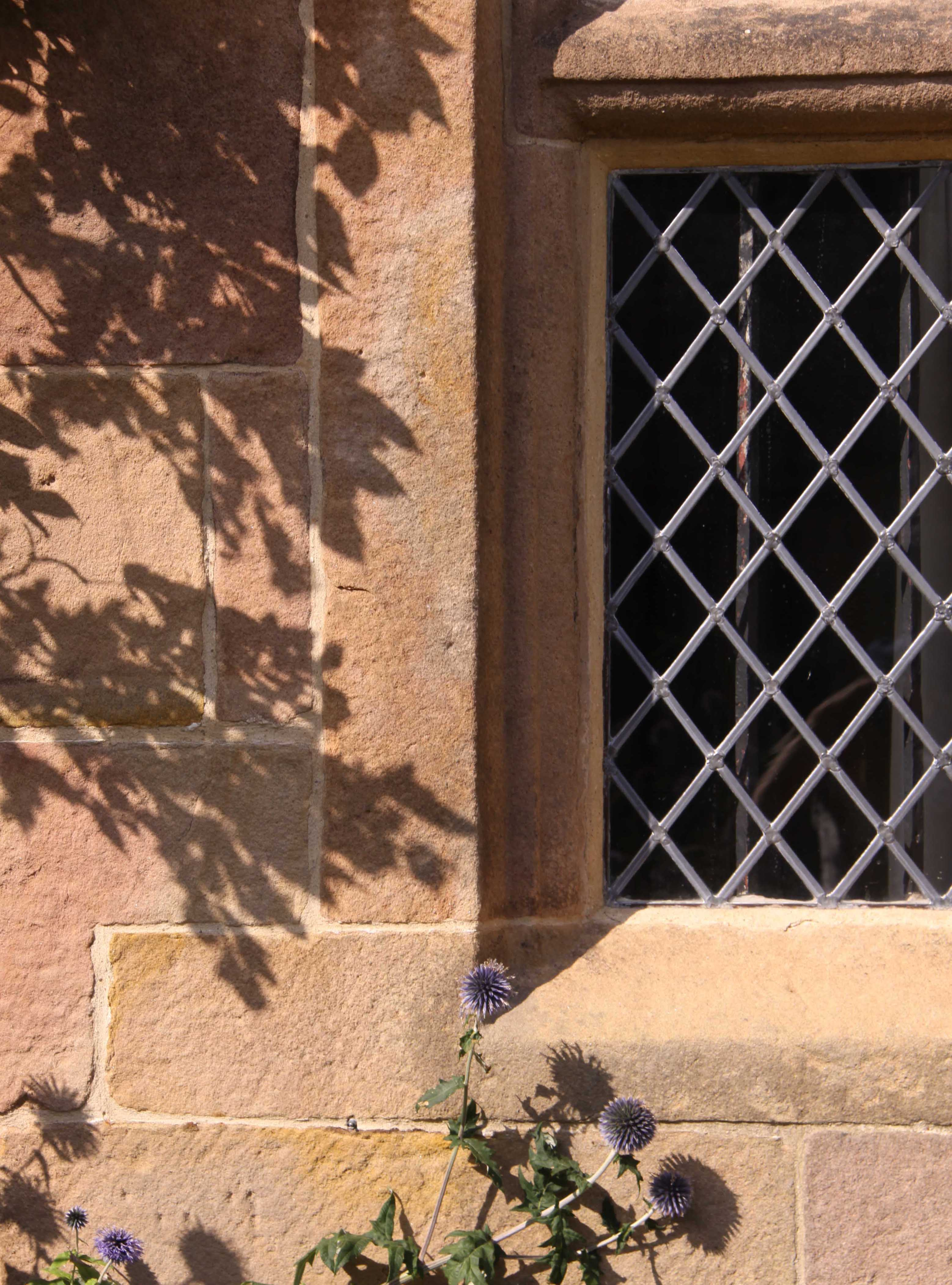 Snitterton Hall- L5 Window 2